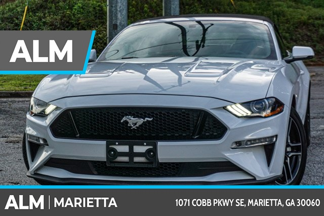 Pre-Owned 2020 Ford Mustang GT Premium