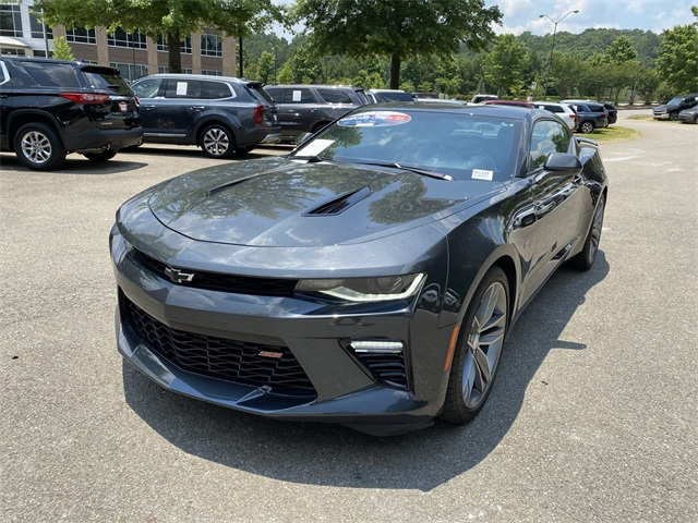 2018 Chevrolet Camaro SS photo