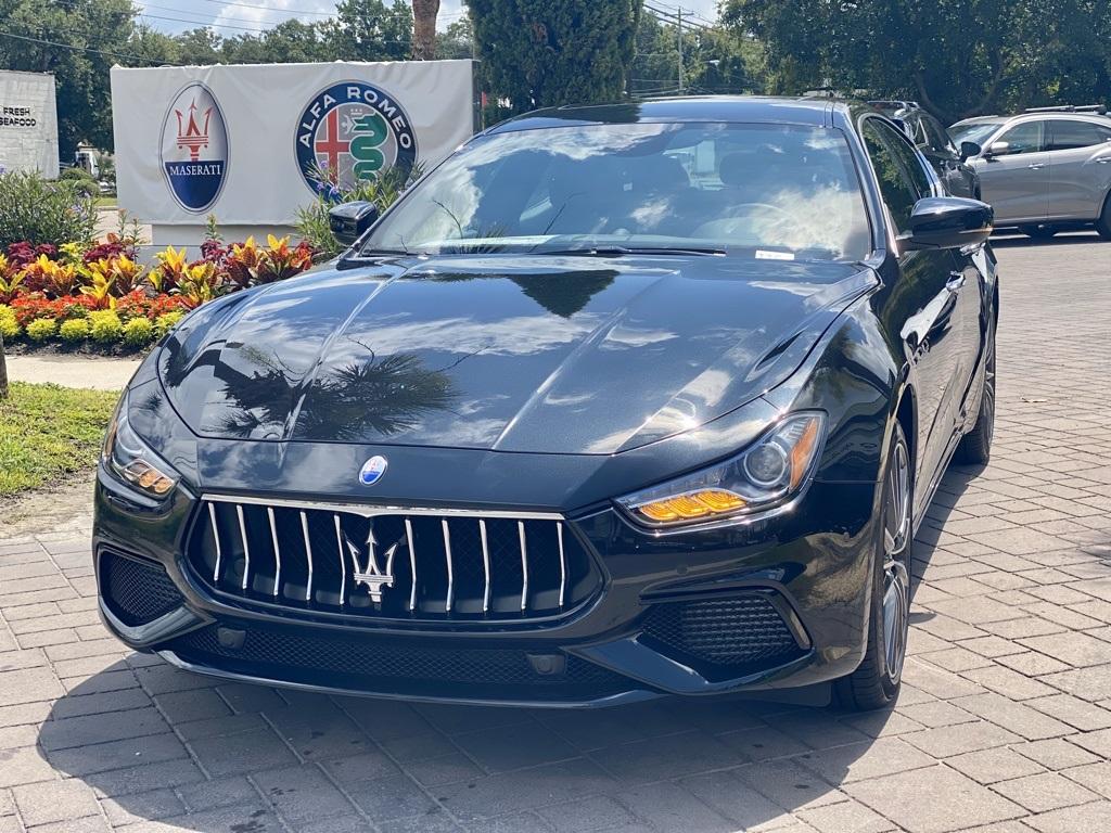 New 2020 Maserati Ghibli Base