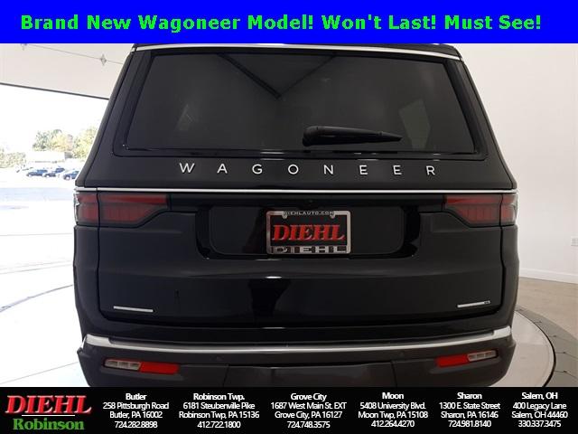 2022 Jeep Wagoneer Sport Utility