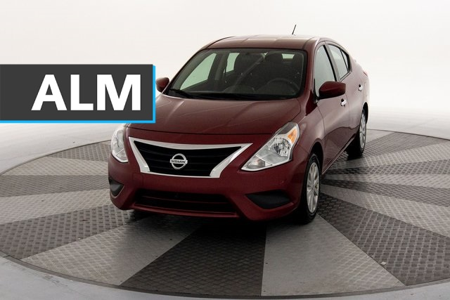 Pre-Owned 2018 Nissan Versa 1.6 SV FWD 4D Sedan
