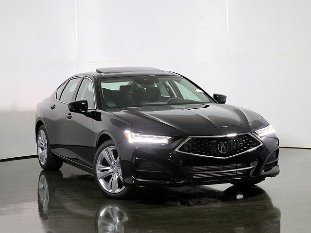New 2021 Acura TLX Technology