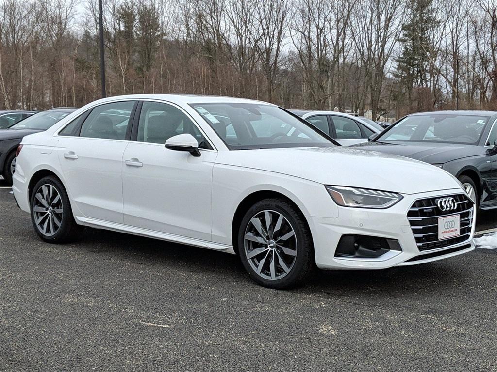 New 2021 Audi A4