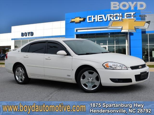 2006 Chevrolet Impala SS photo