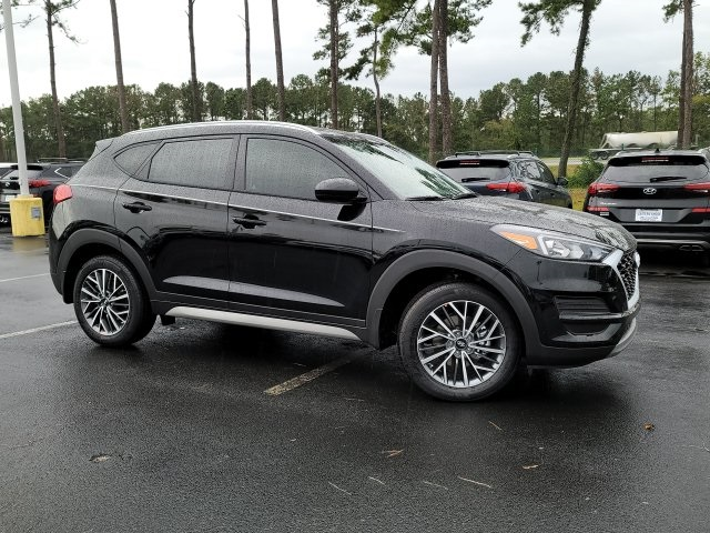 2021 Hyundai Tucson SEL photo