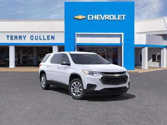 2021 Chevrolet Traverse LS photo