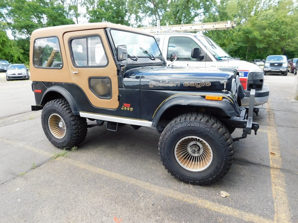 Pre-Owned 1978 Jeep Wrangler