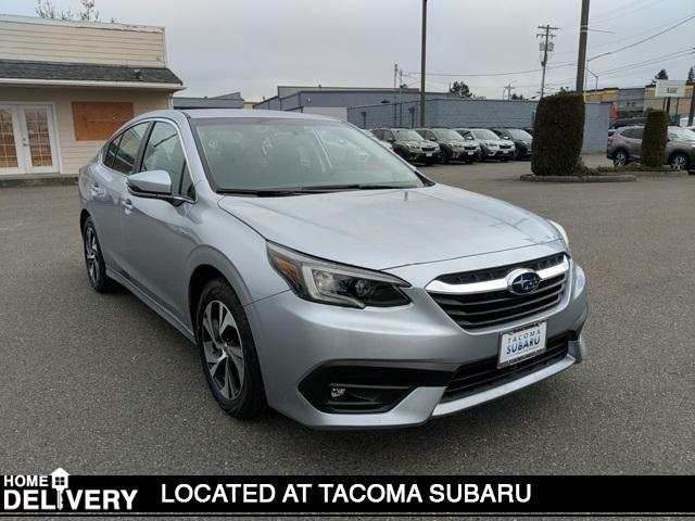 New 2021 Subaru Legacy Premium