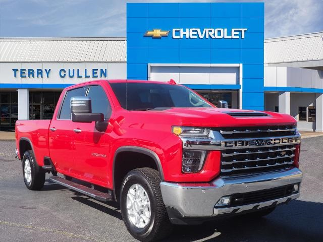 2020 Chevrolet Silverado 2500HD LTZ photo