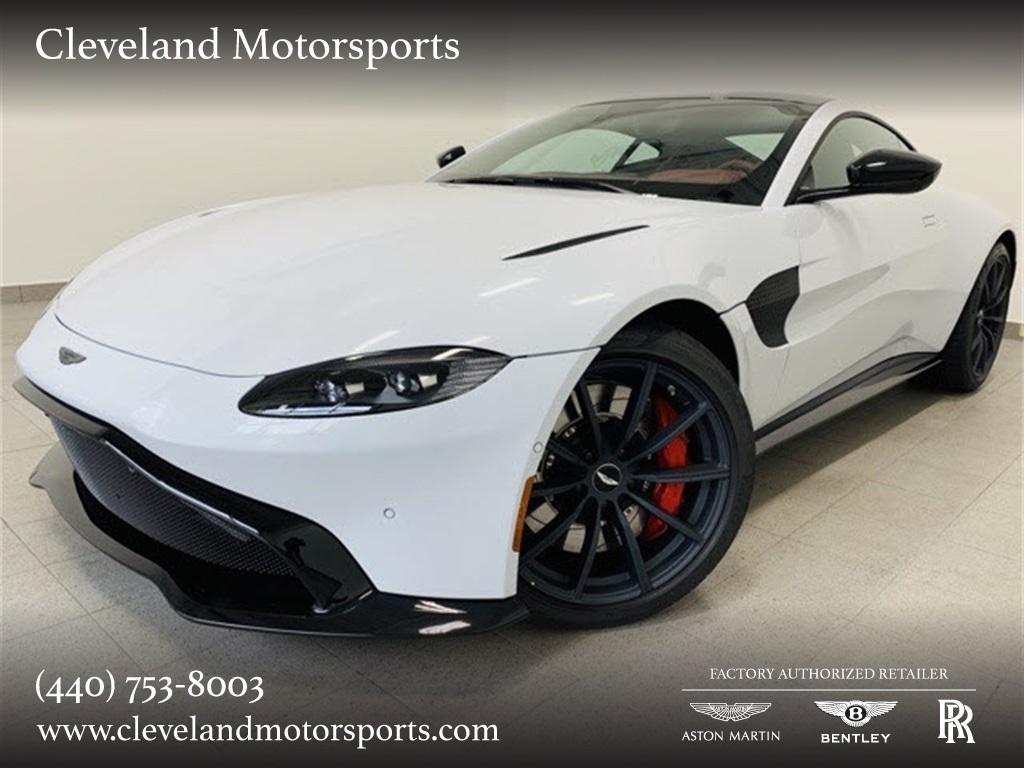 New 2020 Aston Martin Vantage Base