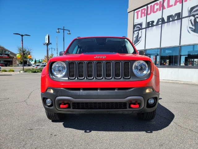 Used 2016 Jeep Renegade