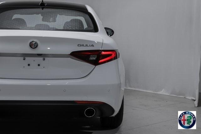 New 2021 Alfa Romeo Giulia Ti