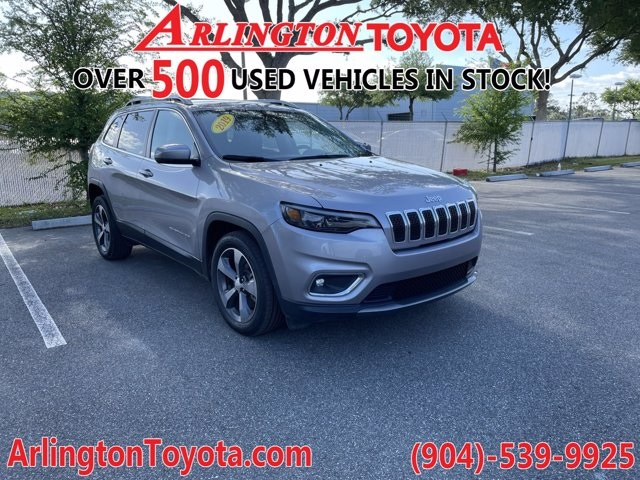 2019 Jeep Cherokee Limited photo