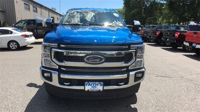 2020 Ford F-250SD Standard Bed
