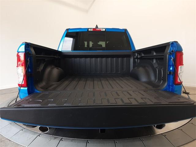 2021 Ram 1500 Short Bed