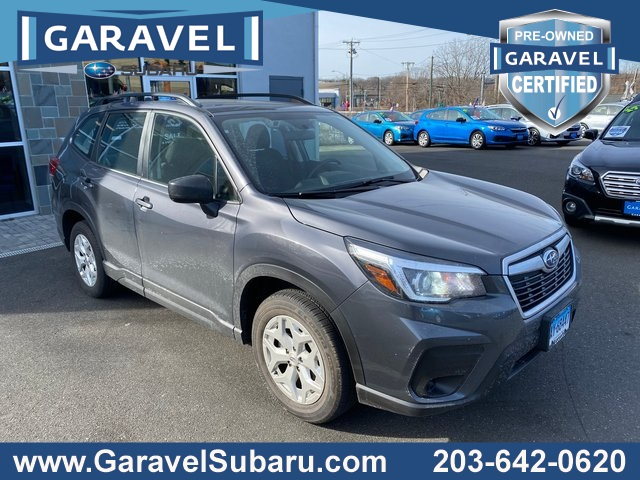 Used Subaru Forester Norwalk Ct