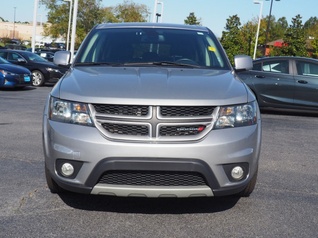 The 2019 Dodge Journey GT