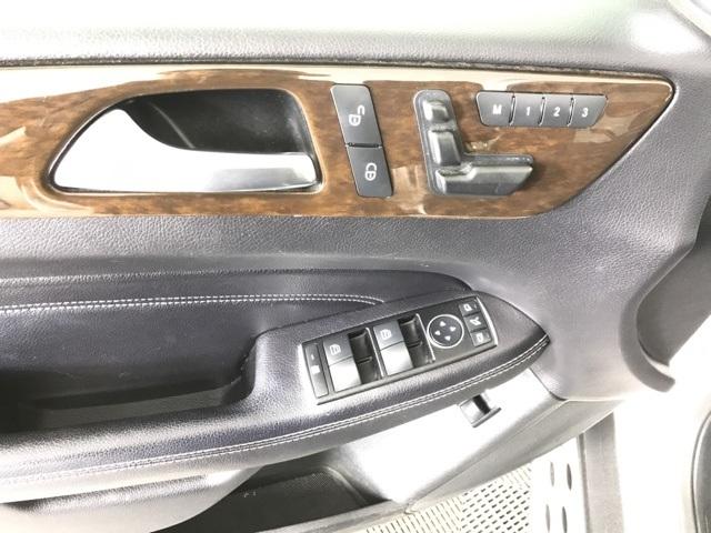 2015 Mercedes-Benz M-Class Sport Utility