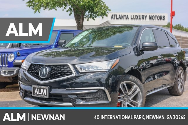 Pre-Owned 2018 Acura MDX Navigation