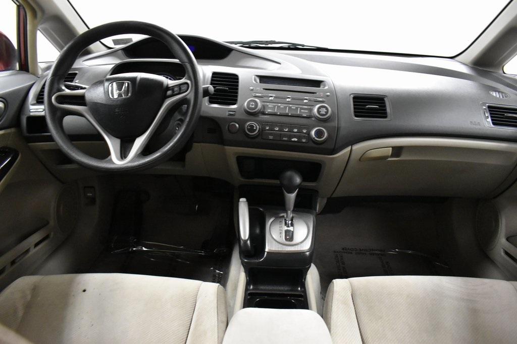 2011 Honda Civic 4dr Car