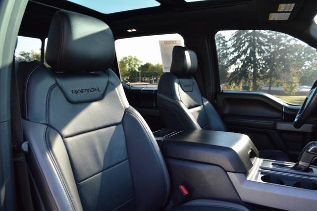 2017 Ford F-150 Crew Cab Pickup