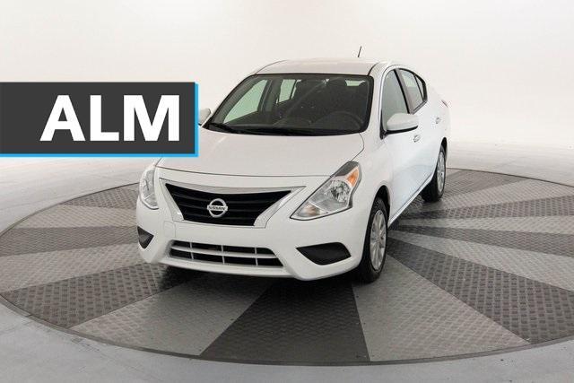 Pre-Owned 2018 Nissan Versa 1.6 SV FWD 4D Sedan