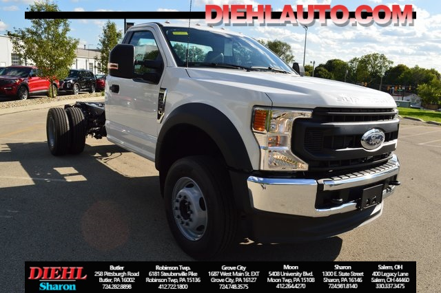 2022 Ford F-600 Regular Cab Chassis-Cab