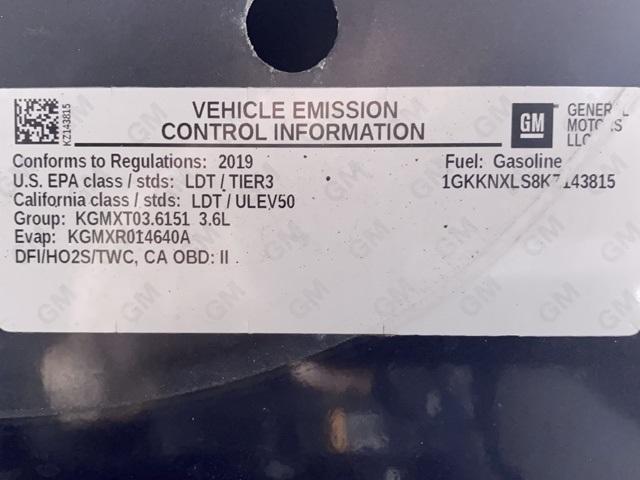 2019 GMC Acadia Sport Utility