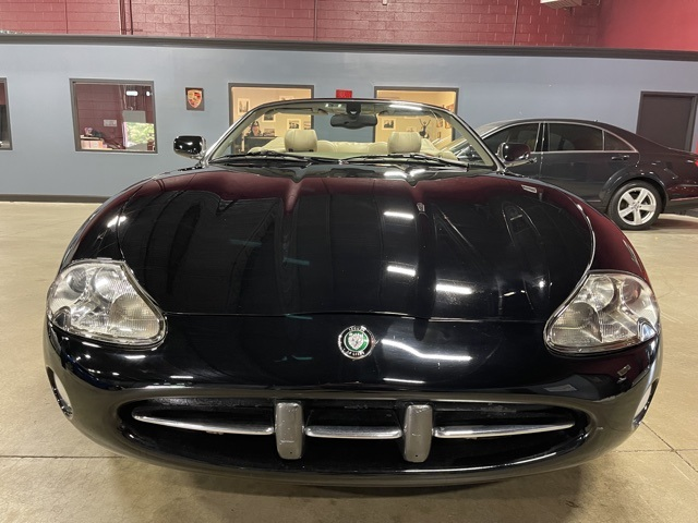 2002 Jaguar XK XK8