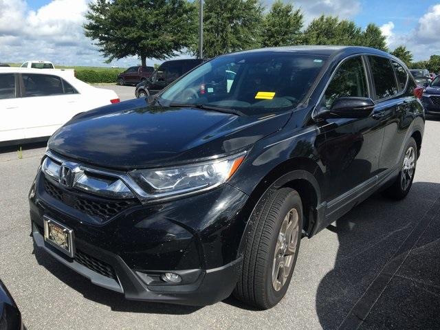 used 2018 Honda CR-V car, priced at $24,900