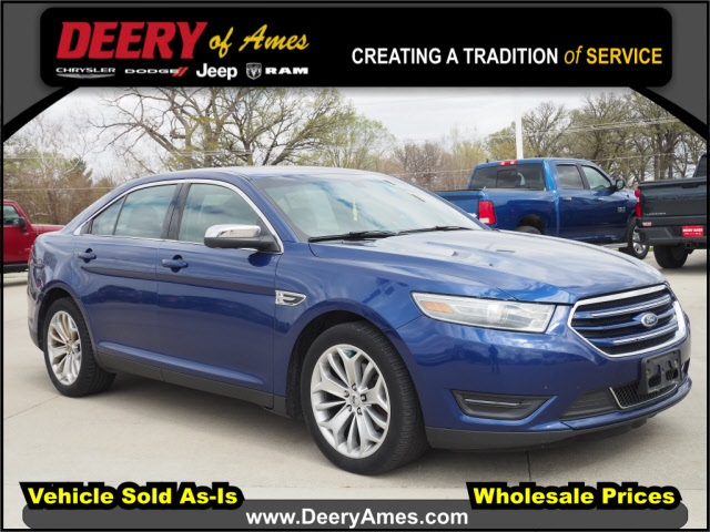 used 2014 Ford Taurus car, priced at $12,000