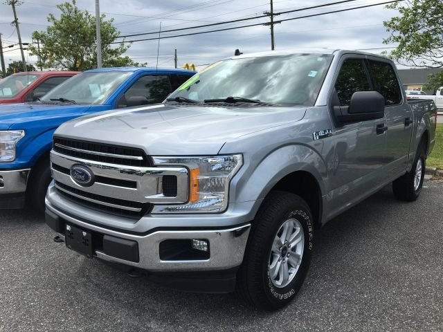 used 2020 Ford F-150 car, priced at $46,700