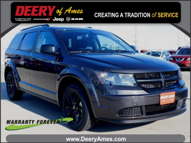 new 2020 Dodge Journey car, priced at $19,998