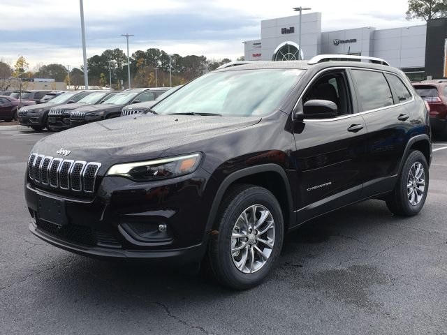 new 2021 Jeep Cherokee car, priced at $33,360