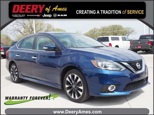 used 2019 Nissan Sentra car, priced at $17,000