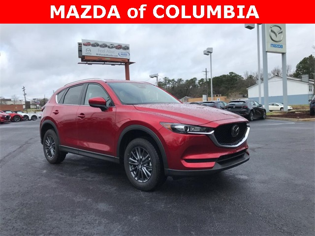 new 2020 Mazda CX-5 car, priced at $26,602