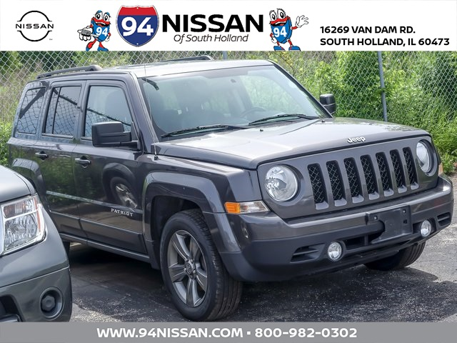 used 2014 Jeep Patriot car, priced at $13,499