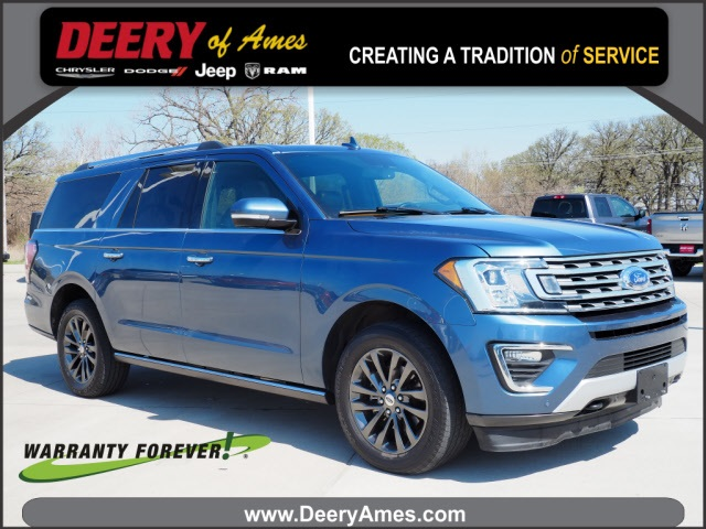 used 2019 Ford Expedition Max car, priced at $51,000