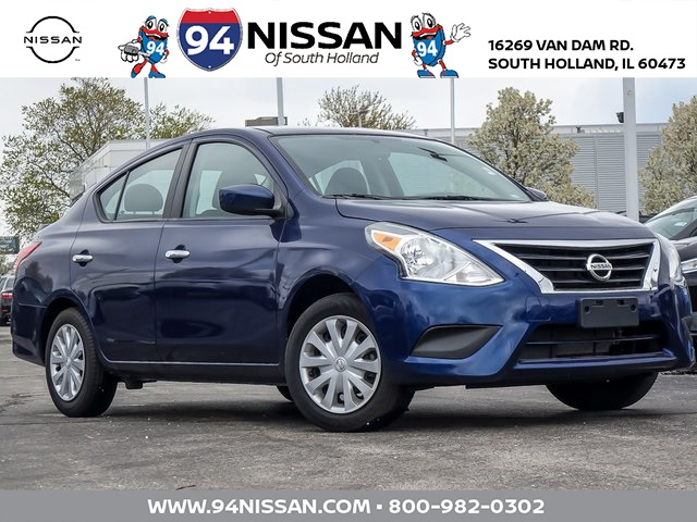used 2019 Nissan Versa car, priced at $14,324