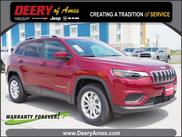 new 2021 Jeep Cherokee car, priced at $30,000