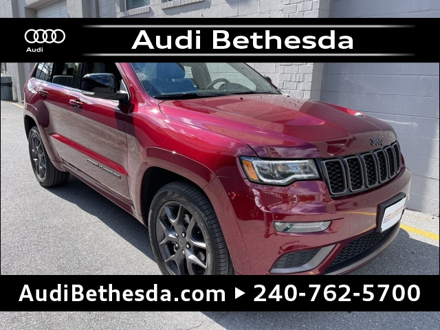 used 2020 Jeep Grand Cherokee car, priced at $36,400