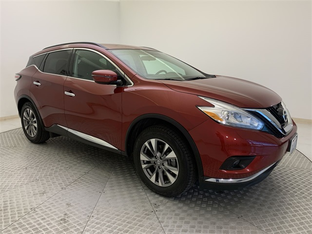 used 2016 Nissan Murano car, priced at $14,998
