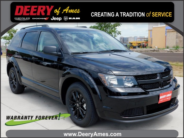 new 2020 Dodge Journey car, priced at $18,498