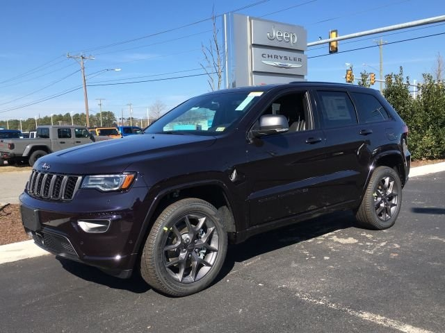 new 2021 Jeep Grand Cherokee car, priced at $46,895
