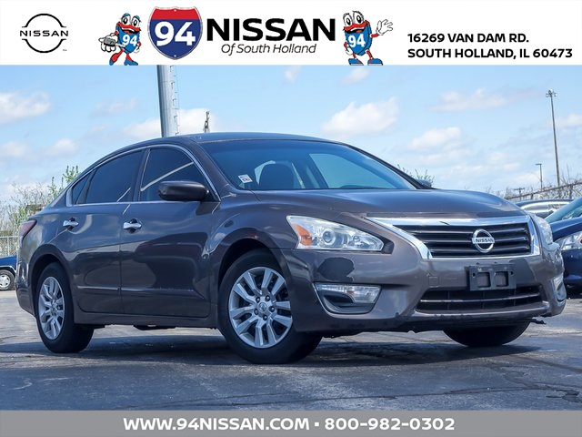 used 2014 Nissan Altima car, priced at $7,385