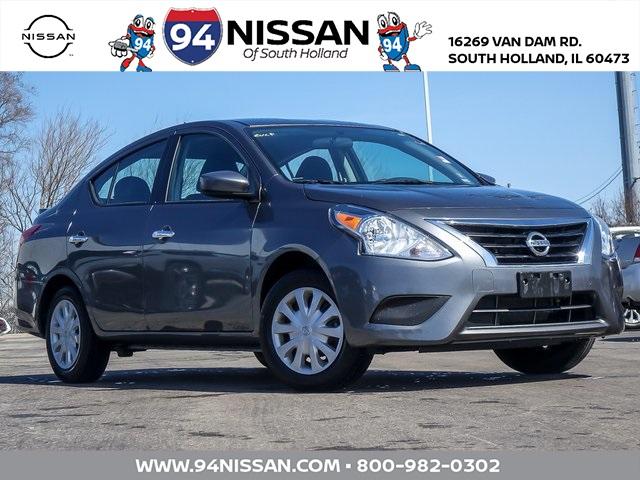 used 2019 Nissan Versa car, priced at $13,946
