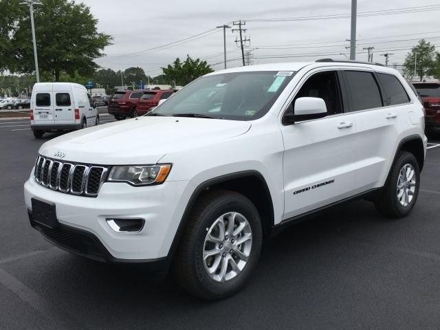 new 2021 Jeep Grand Cherokee car, priced at $38,460