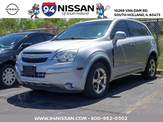 used 2013 Chevrolet Captiva Sport car, priced at $9,309