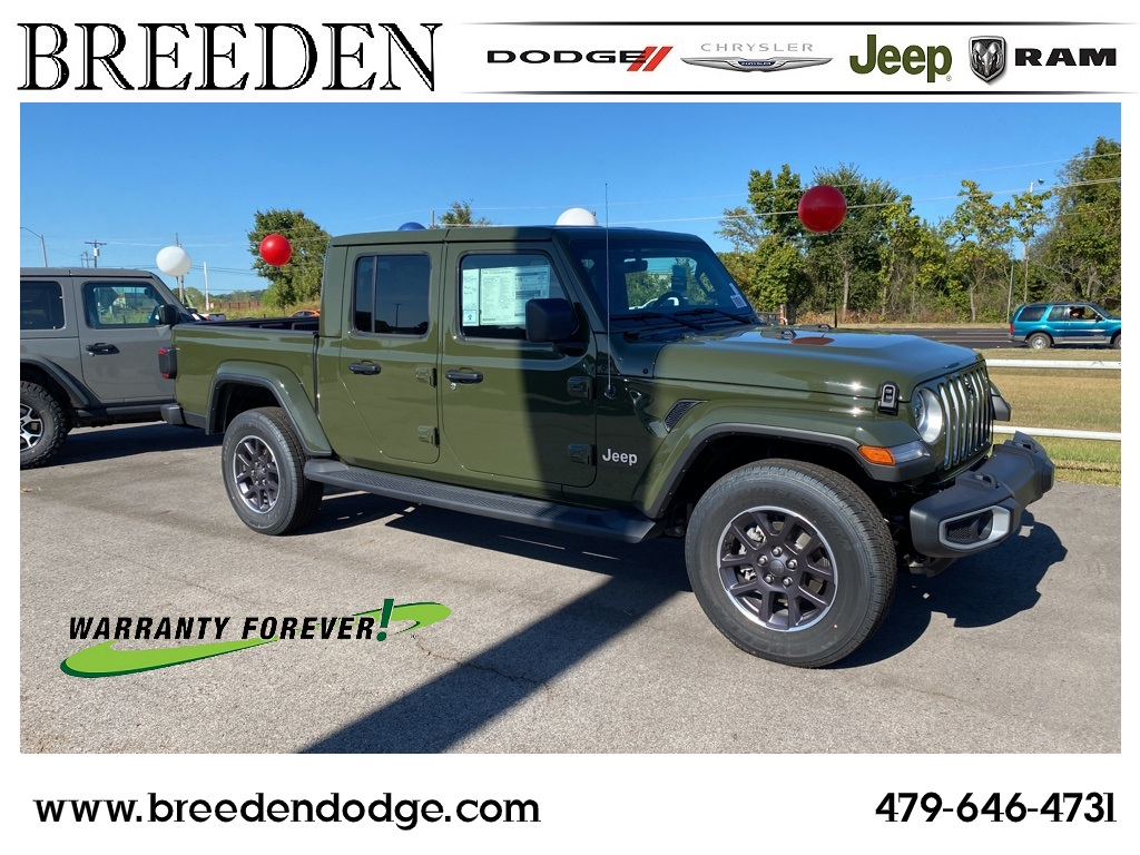 new 2021 Jeep Gladiator car, priced at $53,330