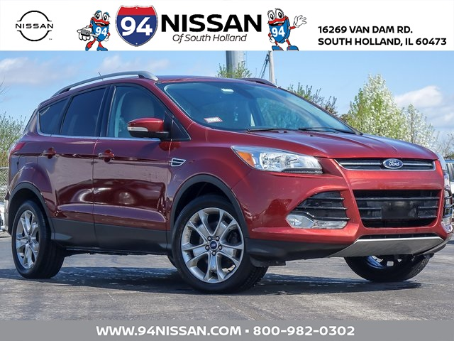used 2014 Ford Escape car, priced at $13,122
